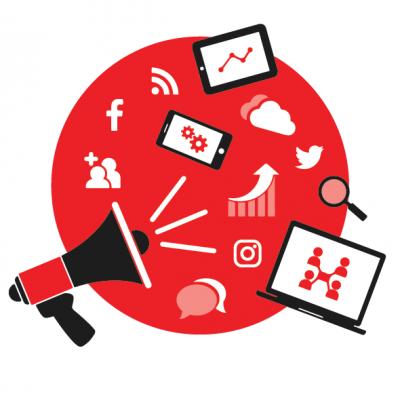 správa sociálnych sietí ContentPress