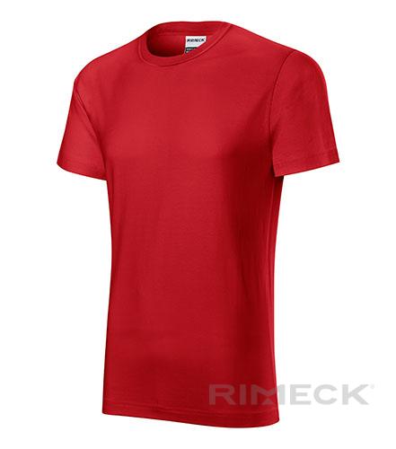 tričko resist červené
