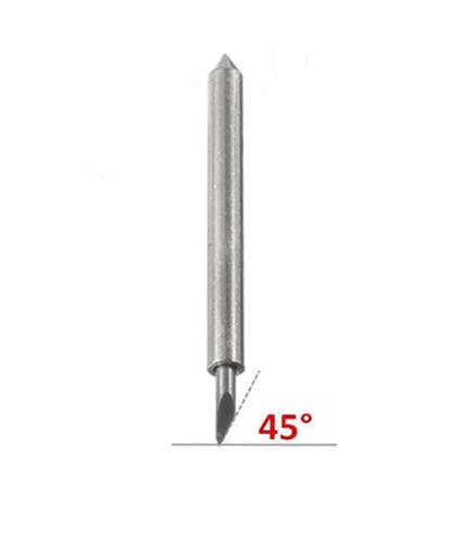 plotrový nôž 45° contentpress