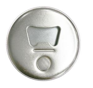 prázdne otváraky na fľaše 58 mm