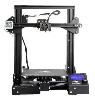 3D tlačiareň Creality Ender 3X Pro