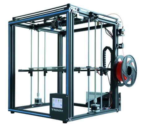 3D tlačiareň TRONXY